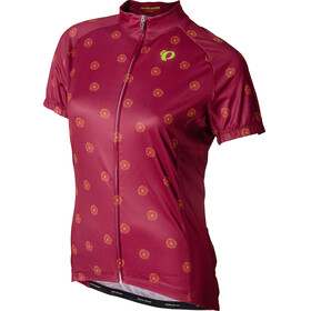 PEARL iZUMi Elite Escape LTD maglietta a maniche corte Donna, lemon beet